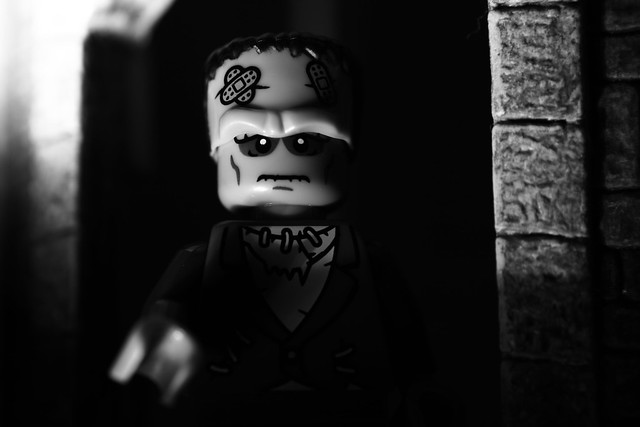 Legostein's Monster