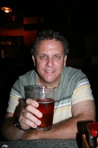 Brian at Bube's Brewery