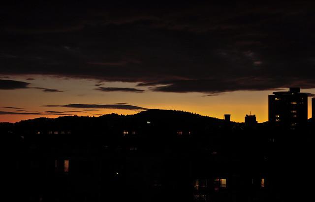 Silhouettes  - Ljubljana