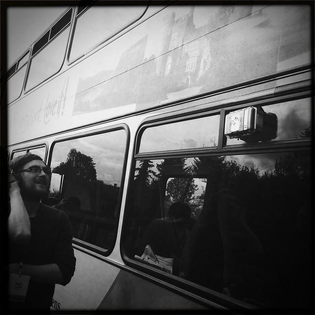 bGeigie on the @funconf bus. #safecasting #Ireland