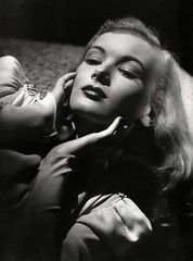 Veronica Lake, from Wanted Wings, 1941, unattributed