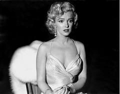 Marilyn Monroe, by Phil Stern
