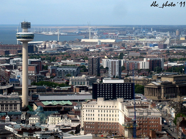 Liverpool Radio City Tower