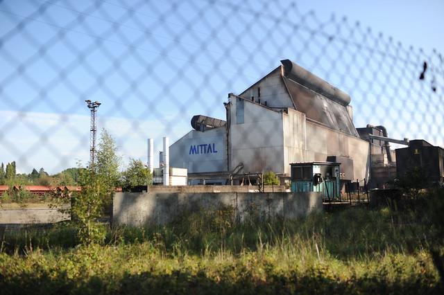 Gandrange : l'aciérie ArcelorMittal abandonnée - © Razak