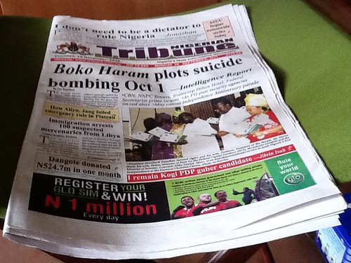 Boko Haram vs The People. by Jujufilms