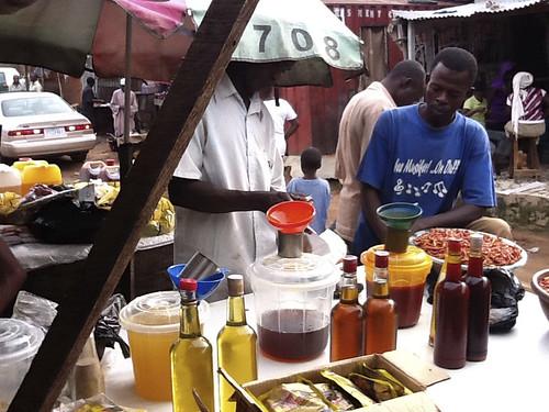 Gwarimpa Market - Abuja Nigeria by Jujufilms