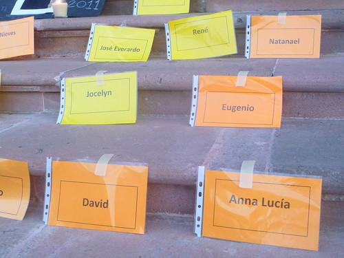 Personas desaparecidas en #Monterrey: José Everardo, René, Natanael, Jocelyn, Eugenio, David, Ana Lucía. by la nave de los locos