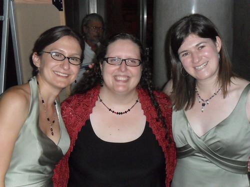 Sam, me, & Andrea
