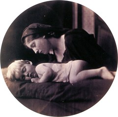 The Day Spring, My Grandchild aged two years and three months, 1865, by Julia Margaret Cameron
