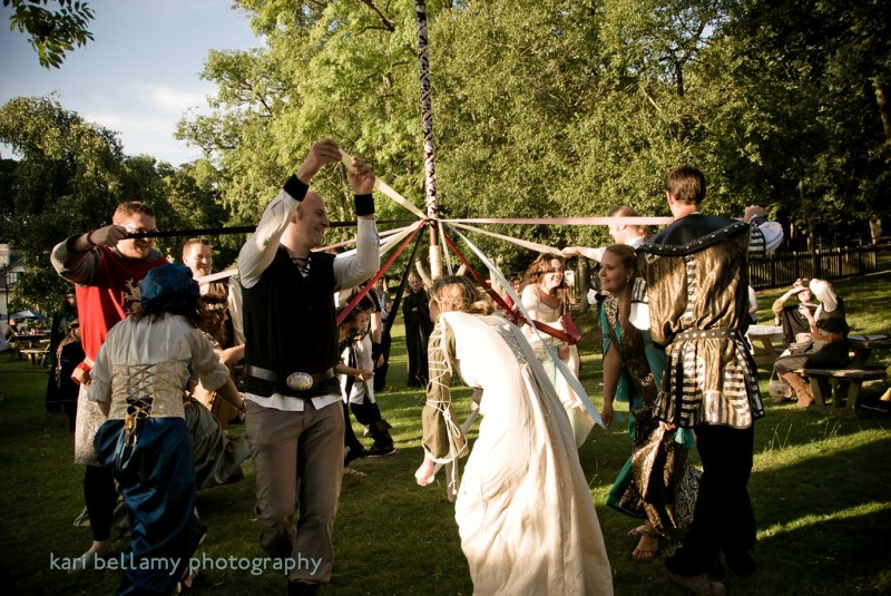 Everything you wanted to know about Pagan weddings but were afraid