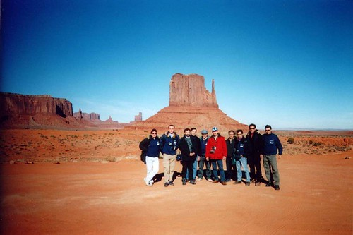gruppo monument valley