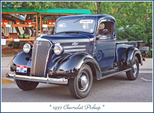 1937 Chevrolet Pickup | The August 21, 2011 Brighton