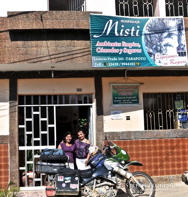 KLR 650 Trip Peru 15