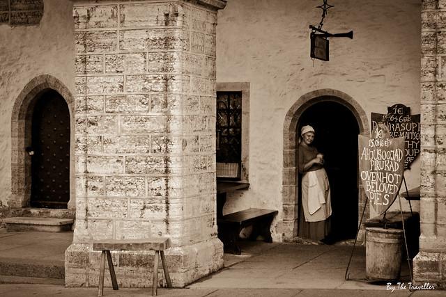 Medieval Tavern in Tallinn
