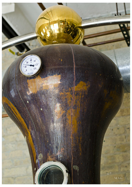 Whiskey Helmet - Koval's First Distillery