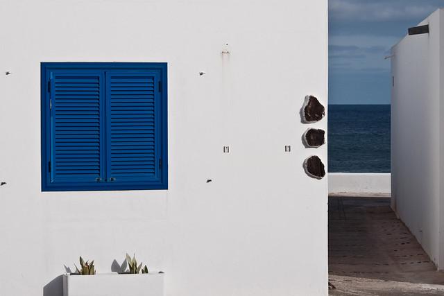 Geometrie, Punta Mujeres
