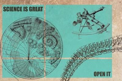 Science is great, open it (open science)