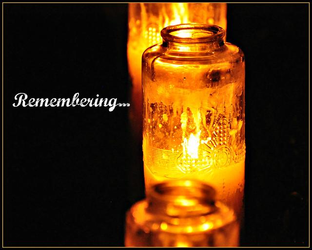 Remembering...