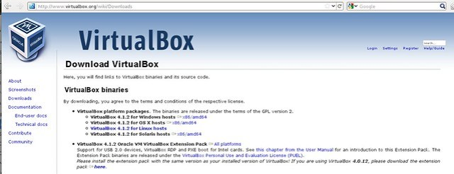 VirtualBox-extensioPack