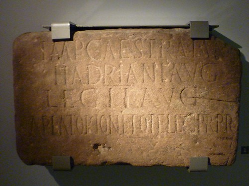 RIB 1638 from Milecastle 38 (now in the GNM)