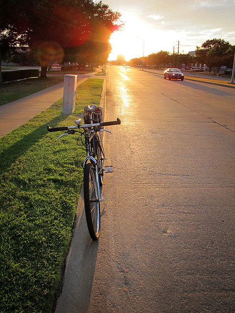 Sunset Commute