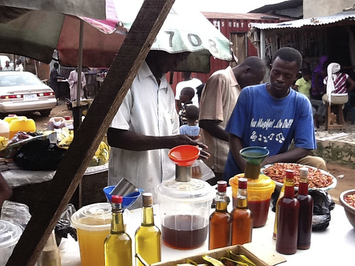 Palm Oil - Gwarimpa Market by Jujufilms