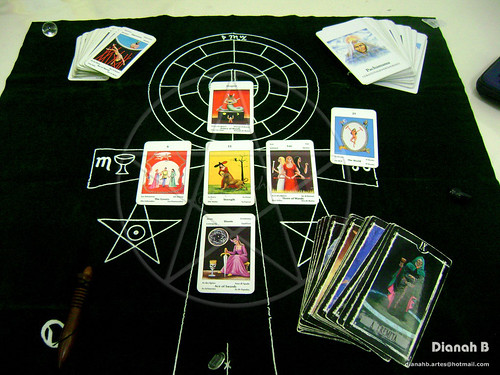 TAROT (BARALHOS) by Dianah B.