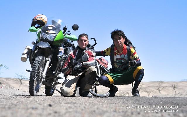KLR 650 Trip Peru and Bolivia 2