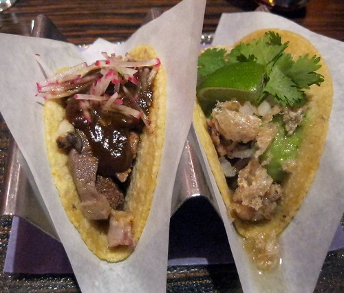 Two Tacoes (Vertical View)