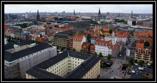 Over Copenhagen by little_frank