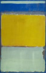 No. 10, 1950, by Mark Rothko