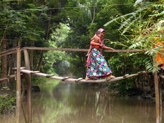 Bangladesh's rural areas