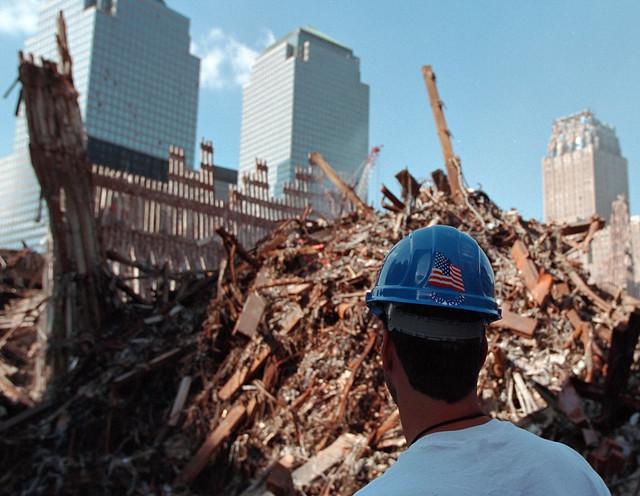 911: Ground Zero, 10/03/2001.