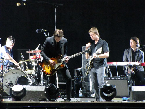 Interpol live at Frequency Festival