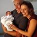 Sebas y Karina con Alejandro