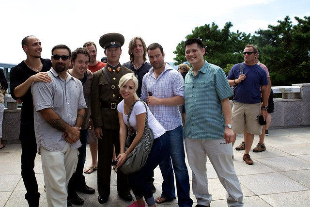 The Group at the DMZ