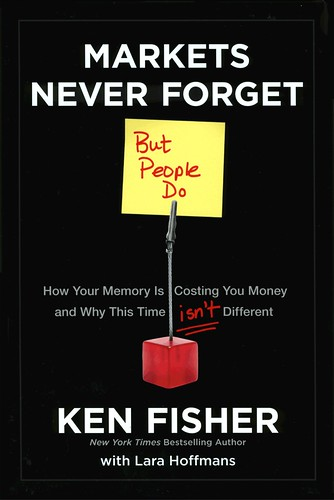 Markets Never Forget (But People Do) - Book Cover