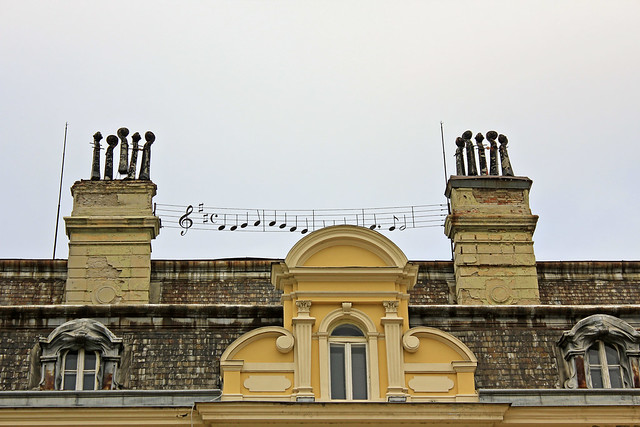 musical rooftop
