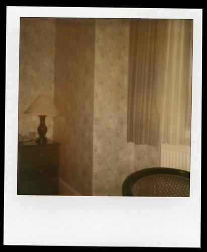 Liverpool Adelphi Polaroid