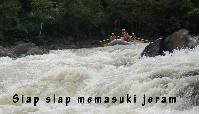 Rafting @ Salu Sa'dan