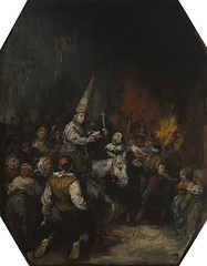 Condemned by the Inquisition, by Eugenio Lucas Velázquez