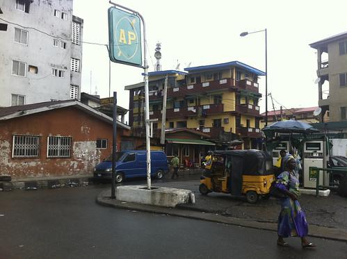 Isale Eko - Lagos Island Nigeria by Jujufilms