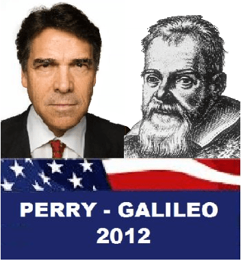Rick Perry Picks a Running Mate