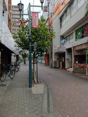 清水駅近く