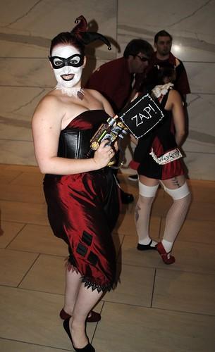 Steampunk Harley Quinn, Dragon Con 2011