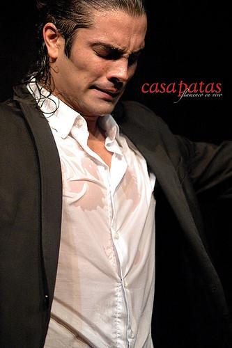 Isaac de los Reyes. Foto: Martín Guerrero