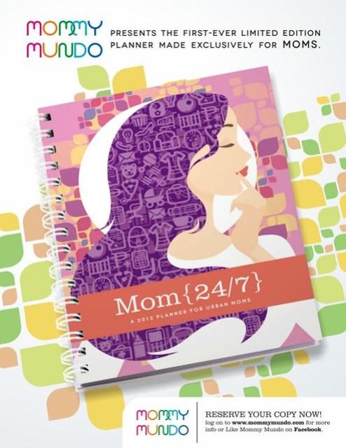 24/7 MOM planner