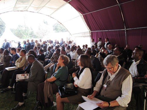 Participants: Who are they? What are they coming for? (credits: ILRI)