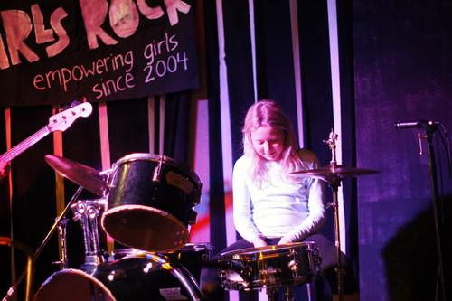Girls Rock NC, Pinhook, Durham NC,11/15/11