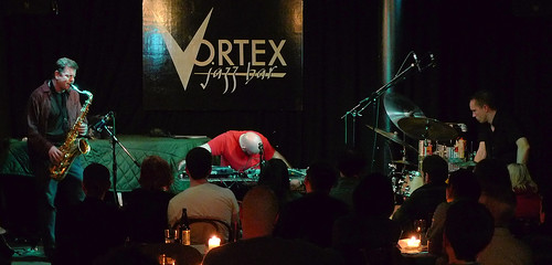 Fire Room @ the Vortex 22.11.11